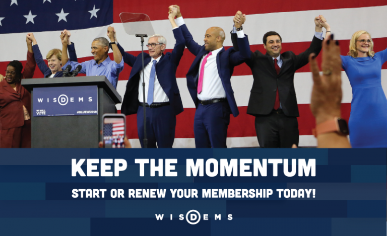 Keep the Momentum - Start or renew your membership today!