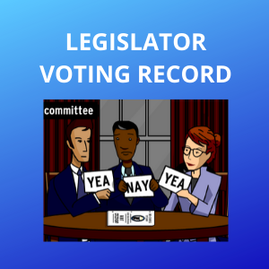 Legis voting record