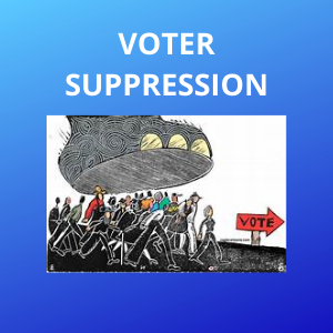 Resource-Voter Suppression