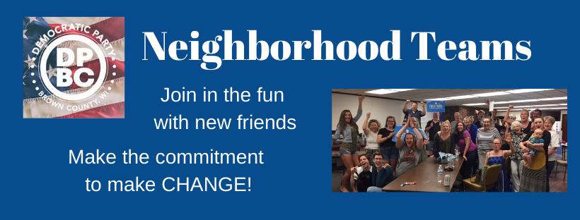 Neighbor Hood Teams