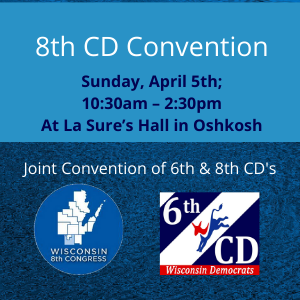 8th CD Cpnvention